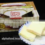 LIPO 100G Durian Egg Biscuit for Snack and Picnic with Good Price and Delicious