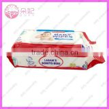 baby wet wipes with cover small packing