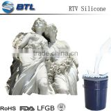 Liquid in form silicone for plaster molding RTV2 mould silicone rubber