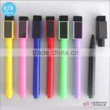 Factory giveaways stationery gel highlighter dry wipe marker pens                                                                         Quality Choice