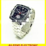HD 1080P 8GB Waterproof Sport Watch Camera Hidden Security Camera Audio Video Recorder Mini DVR Watch