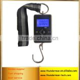 50kg Mini Digital Luggage Scale with LED Blue Backlight, Luggage scale Trade assurance supplier