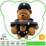 Hot Sales Premium Quality Competitive Price Personalized Police Dog Plush Toys