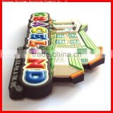 3d house shape fridge magnet creative fridge magnet
