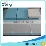 Personal care disposable under pad ultra thin pad from kids free samples pad from China manufacturer