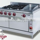 gas cooker/cooker with oven chinese camping gas oven
