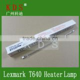 Quality products laser printer parts fuser lamp/heater lamp for Lexmark T640 ,printer parts