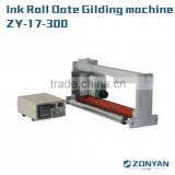 Continuous Hot Ink Roll Date Coding Machine for horizontal flow wrapper