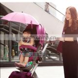 Wheelchair Bicycle Stroller Chair Umbrella Bar Holder Mount Stand Handle