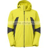 Waterproof and Breathable Fabric Warm Comfortable and Stylish Ski Jackets Men