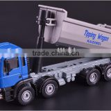 diecast mental plastic machineshop trucks display model free wheels / diecast display truck model