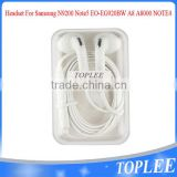 OEM Original Headset Earphone Earbud EO-EG920BW FOR Samsung Note 5 N9200 Note5 S6 S7 S6 EDGE