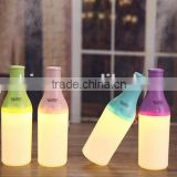 180ml ultrasonic air humidifier, mini humidifier, 2015 new products Christmas gifts