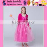 fashion latest design baby girl Princess dress boutique shop hot sale new arrived cheaper kids cosplay wedding dresses