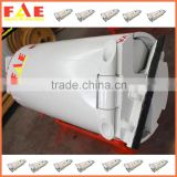 Hot sale Q345B drilling bucket,rock bucket,cleaning trolley double bucket