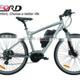 New Germany alloy rim mid motor Electric bicycle
