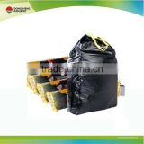 China Custom Heavy Duty Plastic HDPE And LDPE drawstring can liners/Trash Bag/Garbage Bag