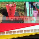 2mm 3mm PP Corrugated plastic plant protector