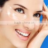 new OEM product, 100% natrual ,Gold Anti Aging Collagen Crystal eye gel pad