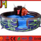 3 In 1 Attractive Game Inflatable Simulator Mechanical Rodeo Bull Price For Sale