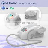 Acne Removal 2014 New Home Salon Use CE Armpit / Back Hair Removal Approved Ipl Machine Portable Vascular Treatment