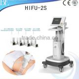 0.2-3.0J The Best Choice For Beauty Business Pain Free HIFU Face Lifting And Body Slimming Machine