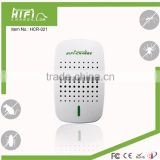 5 pack Ultrasonic Pest Repeller with Nightlight Rodent Control solar battery powered ultrasonic animal repeller