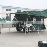 OFF ROAD HARD FLOOR CAMPER TRAILER TRAVEL TRAILER CAMPING TRAILER