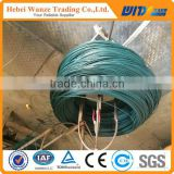 High quality PVC coated iron wire / colored PVC coated wire / Plastic coated iron wire (FACTORY MANUFACTURER)