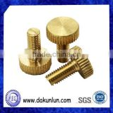 Factory Supply Brass Thumb Screw
