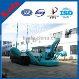 Cutter Suction Dredger used for river silt cleaning,sand production