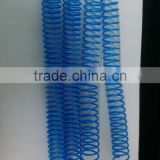 Durable safety plastic compression spring