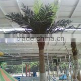 Home garden edging decorative 5ft to 16ft Height outdoor artificial green plastic palm trees EDS06 0821