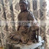 Best Sale Bronze Home Sitting Buddha Statue For Sale