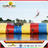 Hot Sale Inflatable Water Balance Sport Equipment Inflatable Water Bungee Blob Large Air Cushions For Water Game
