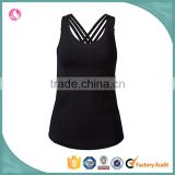 New Design OEM Gym Tube Dri Fit Shirts Wholesale Fitness Apparel Women Tank Top Clothing
