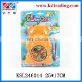 magnetic plastic kids wind up animal fishing toy