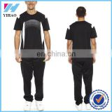 Yihao 2015 High Quality Custom Men 100% Polyester Soccer Jersey Sublimation Printed Soccer Wear T Shirts Wholesale