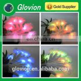 LED Flashing multicolour finger tips gloves led party gloves snowflake flashlight gloves for Carnival