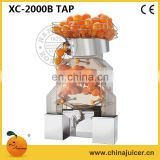 Lemon juice extracting machine,Automatic Orange Squeezer XC-2000C-B TAP( Commercial juice machine)