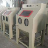 Manual sandblasting machine,Pretreatment equipment for deburring and electroplating