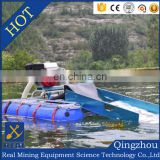 High efficiency gold dredging mining machine for sale
