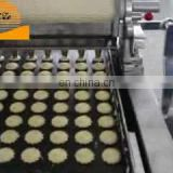 Automatic cookies biscuit forming making machine price for sale Electric small cookie mixer baking packing manufacturing line