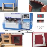 Food grade 2016 Latest wooden photo&door frame mortising machine