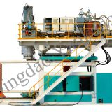 HDPE Kayak Boat Extrusion Blow Moulding Machinery