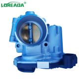 LOREADA Throttle Body For VAUXHALL Opel ADAM AMPERA ASTRA J CORSA D/E MERIVA B 1.2 1.4 A12 XER A14 XEL 55562270 0825008 New