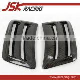 2008-2010 CARBON FIBER FRONT BUMPER SIDE VENTS FOR MERCEDS BENZ C-CLASS W204 AMG C63(JSK060114)