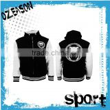 Factory oem no MOQ cheap price sublimation printed hoodie custom no brand name hoodies