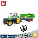 Radio control simulation model tractor toy-F975-1                                                                         Quality Choice