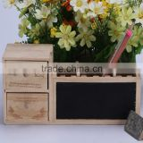 High quality multifunctional Wooden pen container for kids,Wooden promotional pen/pencil pen